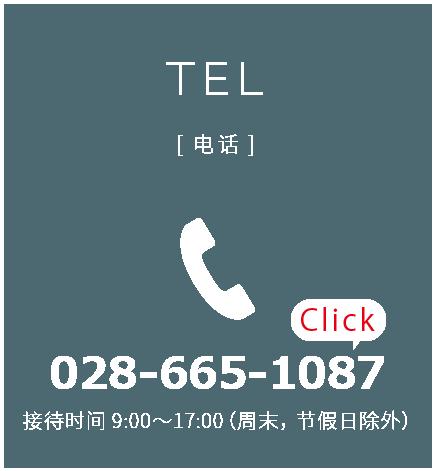 电:028-665-1087